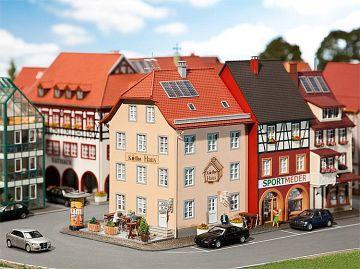 Altstadt-Café · FAL 130493 ·  Faller · H0