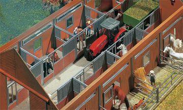 Stall-Inneneinrichtung · FAL 130525 ·  Faller · H0