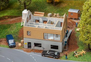 Haus im Bau · FAL 130559 ·  Faller · H0