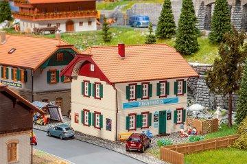 Pension Rheinblick            · FAL 130596 ·  Faller · H0