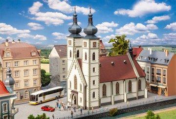 Stadtkirche                   · FAL 130629 ·  Faller · H0