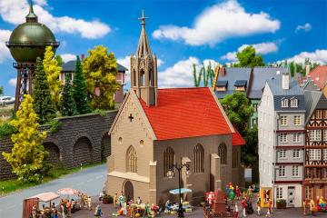 Kirche St. Andreas · FAL 130680 ·  Faller · H0