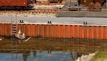 Kaimauer · FAL 131012 ·  Faller · H0