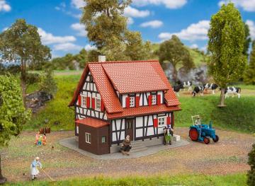 Fachwerkhaus · FAL 131374 ·  Faller · H0