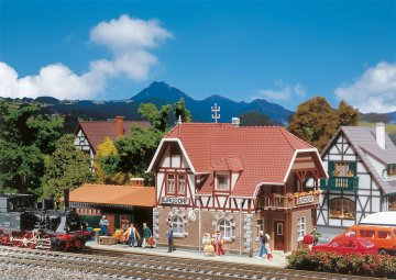 Bahnhof Burgdorf · FAL 131377 ·  Faller · H0