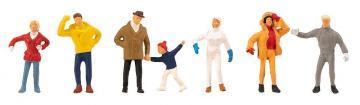 Weihnachtsmarktbesucher       · FAL 150956 ·  Faller · H0