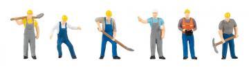 Straßenbauarbeiter · FAL 151612 ·  Faller · H0