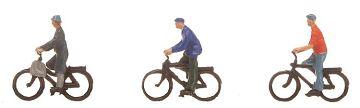 Fahrradfahrer · FAL 155333 ·  Faller · N