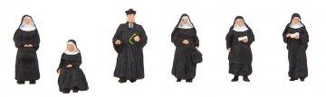 Nonnen und Pfarrer · FAL 155360 ·  Faller · N