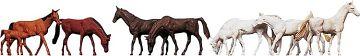 Pferde · FAL 155501 ·  Faller · N