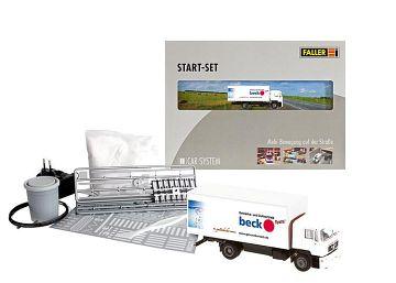 Car System Start-Set LKW MAN · FAL 161505 ·  Faller · H0