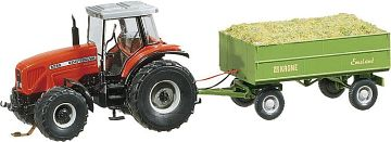 Traktor MF (WIKING) · FAL 161536 ·  Faller · H0