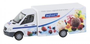 MB Sprinter bofrost* (HERPA) · FAL 161610 ·  Faller · H0