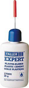 EXPERT, Plastikkleber, 25 g · FAL 170492 ·  Faller
