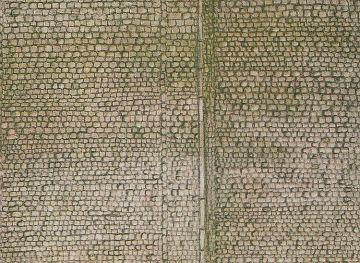 Mauerplatte, Pflaster · FAL 170601 ·  Faller · H0