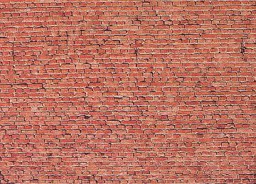 Mauerplatte, Klinker · FAL 170607 ·  Faller · H0