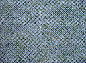 Mauerplatte, Rasengittersteine · FAL 170625 ·  Faller · H0