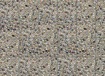 Mauerplatte, Waschbeton · FAL 170626 ·  Faller · H0