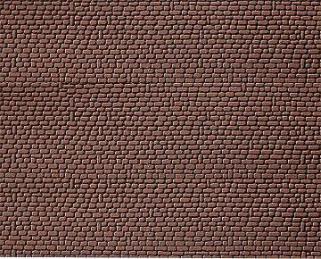Dekorplatte, Sandstein, rot · FAL 170806 ·  Faller · H0