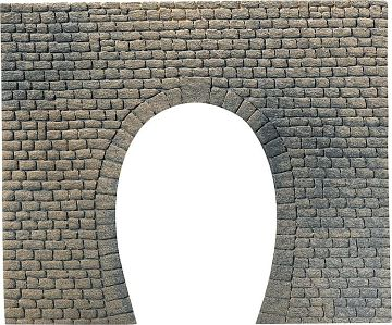 Dekorplatte Tunnelportal, Naturstein-Quader · FAL 170830 ·  Faller · H0