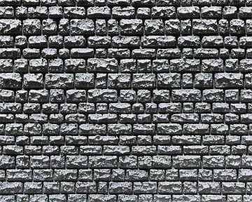 Dekorplatte Profi, Läufermauerwerk · FAL 170863 ·  Faller · H0