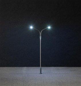 LED-Peitschenleuchte, Doppelausleger · FAL 180201 ·  Faller · H0