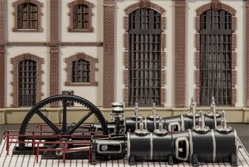 Dampfmaschine · FAL 180383 ·  Faller · H0