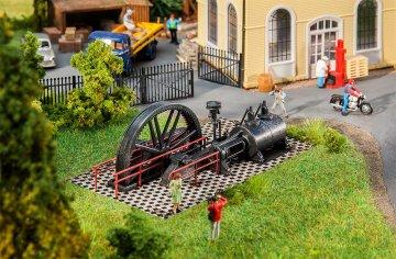 Kleine Dampfmaschine · FAL 180388 ·  Faller · H0