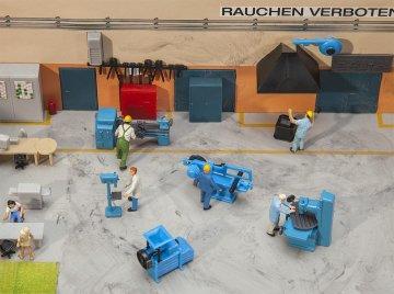 Schlossereieinrichtung · FAL 180456 ·  Faller · H0
