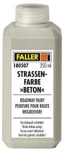 Straßenfarbe Beton, 250 ml · FAL 180507 ·  Faller