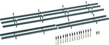 Leitplanken, 32 Begrenzungspfähle, 1600 mm · FAL 180535 ·  Faller · H0