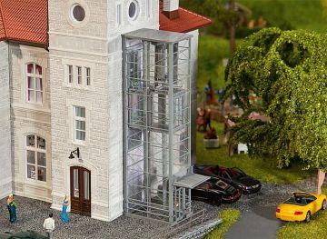 Moderne Aufzüge · FAL 180609 ·  Faller · H0