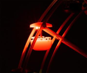 Riesenrad-LED-Lichtset · FAL 180728 ·  Faller · H0