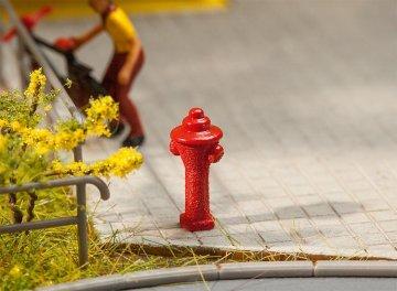 10 Hydranten · FAL 180912 ·  Faller · H0