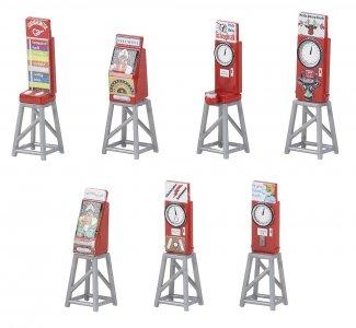 7 Kirmesautomaten · FAL 180946 ·  Faller · H0