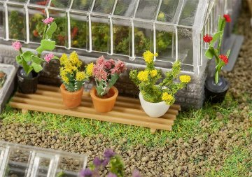 6 Topfpflanzen · FAL 181270 ·  Faller