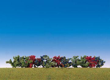 12 Büsche, farblich sortiert · FAL 181474 ·  Faller
