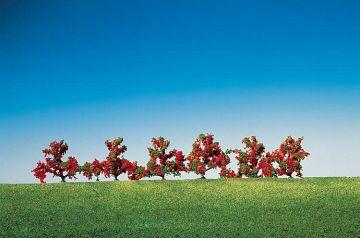 6 Büsche, rotblühend · FAL 181476 ·  Faller