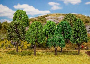 20 Mischwaldbäume, sortiert · FAL 181477 ·  Faller