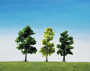 15 Mischwaldbäume, sortiert · FAL 181497 ·  Faller · H0