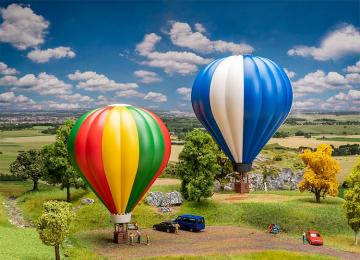 Aktions-Set Ballonfahrt · FAL 190161 ·  Faller · H0