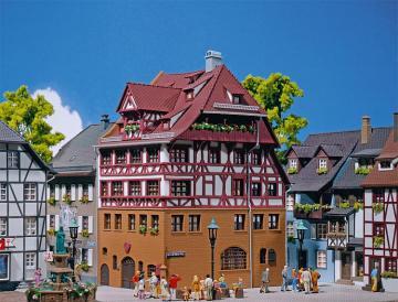 Albrecht-Dürer-Haus · FAL 191756 ·  Faller · H0
