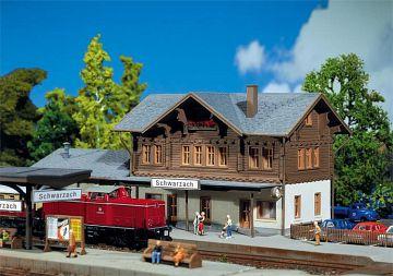 Bahnhof Schwarzach · FAL 212108 ·  Faller · N