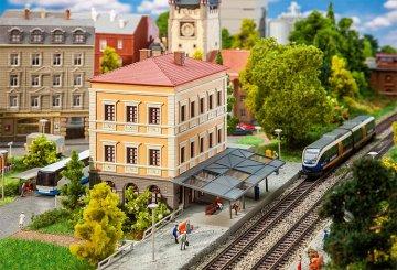 Bahnhof Rothenstein · FAL 212119 ·  Faller · N