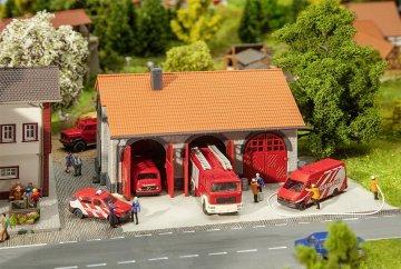 Feuerwehrgerätehaus · FAL 222209 ·  Faller · N