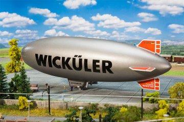 Luftschiff Wicküler · FAL 222411 ·  Faller · N
