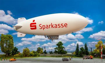 Luftschiff Sparkasse · FAL 222412 ·  Faller · N