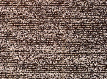 Mauerplatte, Granit · FAL 222565 ·  Faller · N