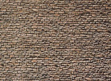 Mauerplatte, Bruchstein · FAL 222566 ·  Faller · N