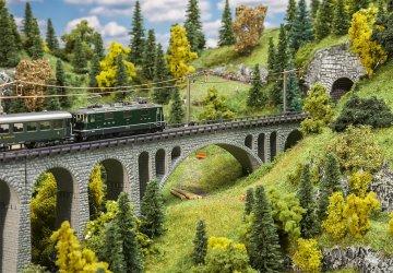Viadukt-Set Val Tuoi · FAL 222597 ·  Faller · N